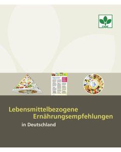 Lebensmittelbezogene Ernährungsempfehlungen in Deutschland