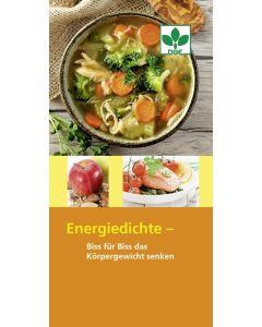Energiedichte - Biss für Biss das Körpergewicht senken (10er Pack)