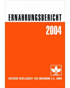Ernährungsbericht 2004