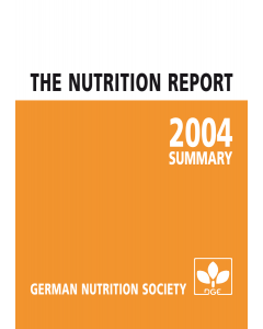 The Nutrition Report 2004 Summary