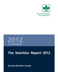 Nutrition Report 2012 Summary