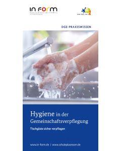 Hygiene - Gesundheit der Tischgäste sichern