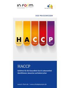 HACCP - Gesundheitliche Gefahren durch Lebensmittel identifizieren, bewerten und beherrschen