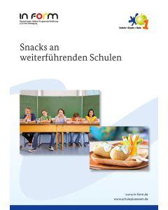 Snacks an weiterführenden Schulen
