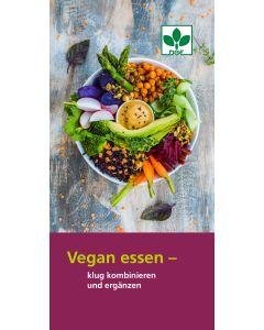 Vegan essen - klug kombinieren (10er Pack)
