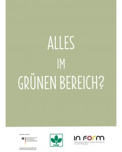 Rezeptkarte Grüner FrühstückSmoothie (10er Pack)
